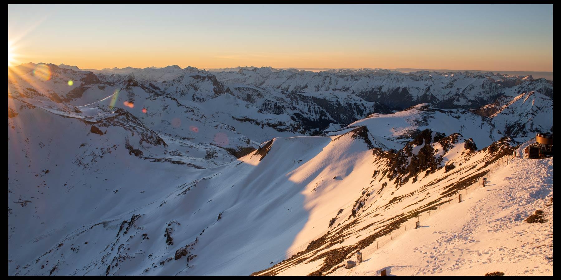 skiing-the-schilthorn