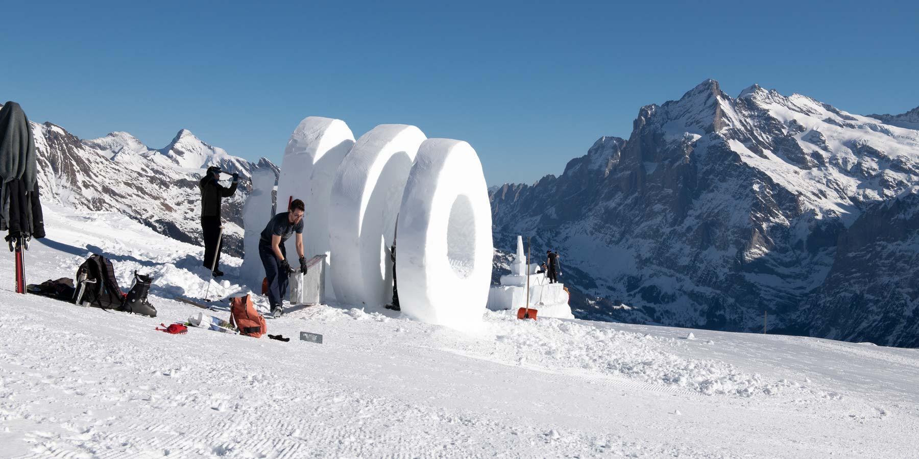 World-Snow-Festival-Männlichen-Alpine