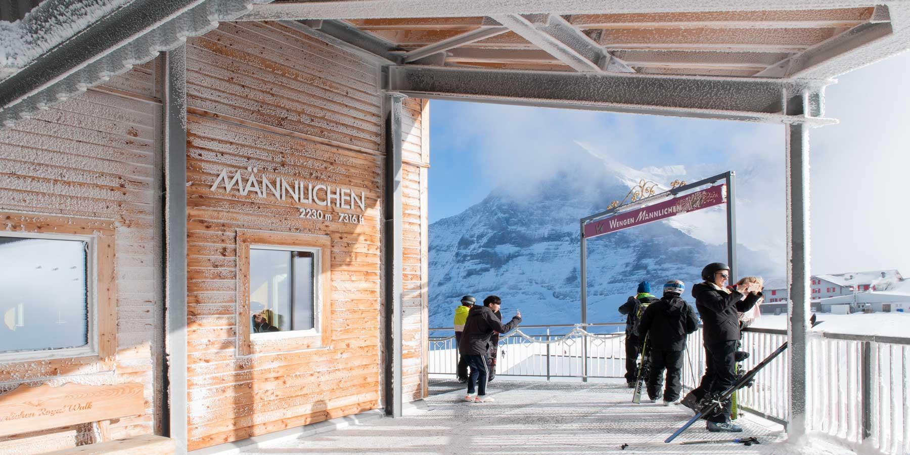 Wengen-Maennlichen-Alpine
