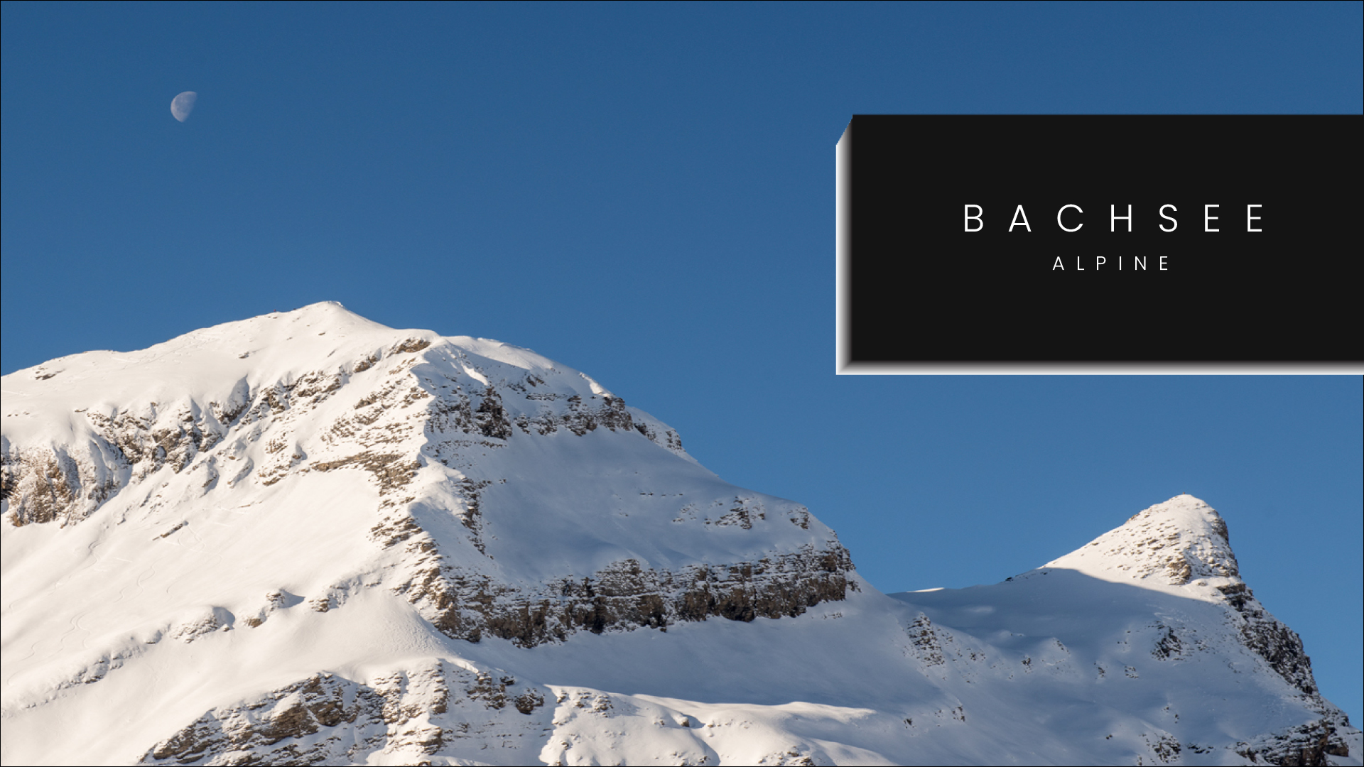 First Bachalpsee