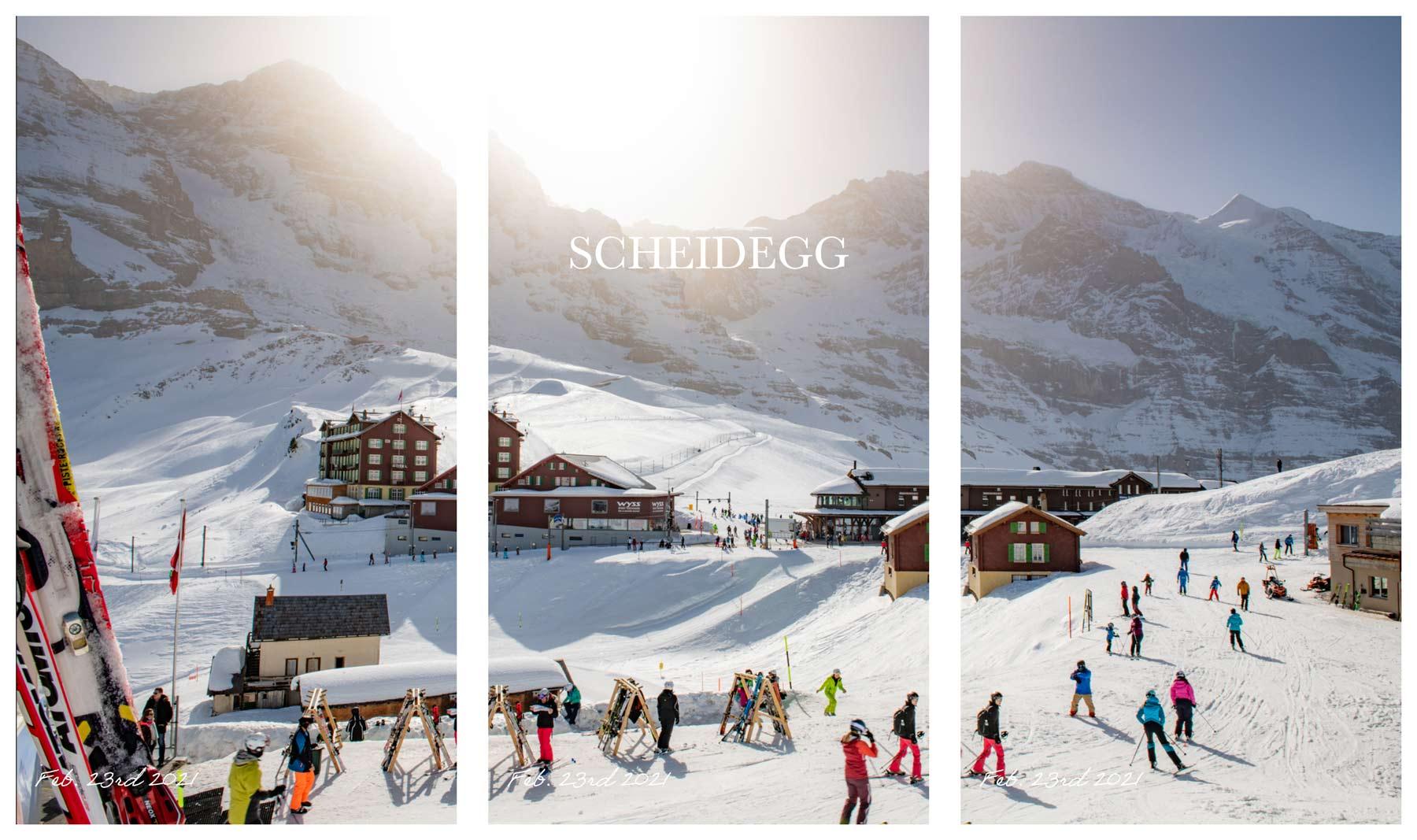 Ski Breaks Kleine Scheidegg Alpine Holiday Services