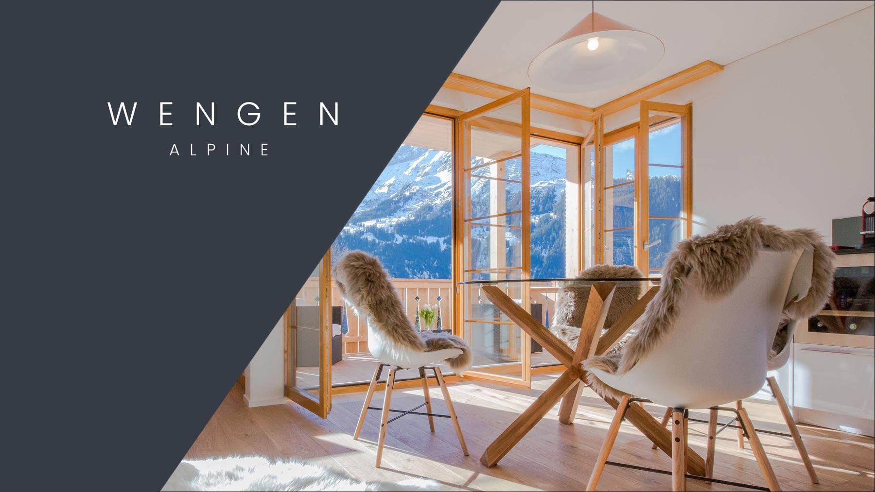 Chalet Apartments Wengen