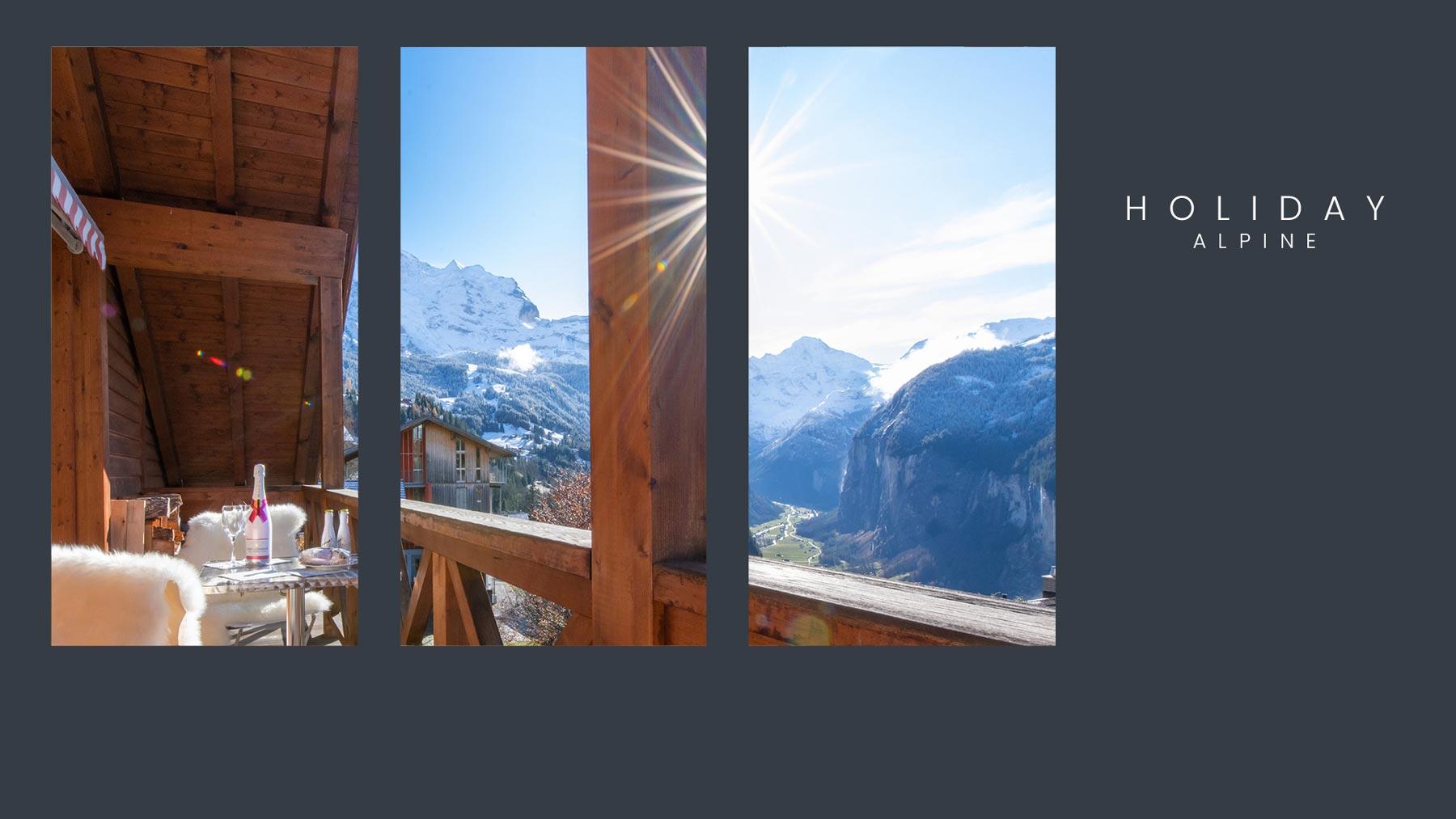 Alpine Holiday Apartments
