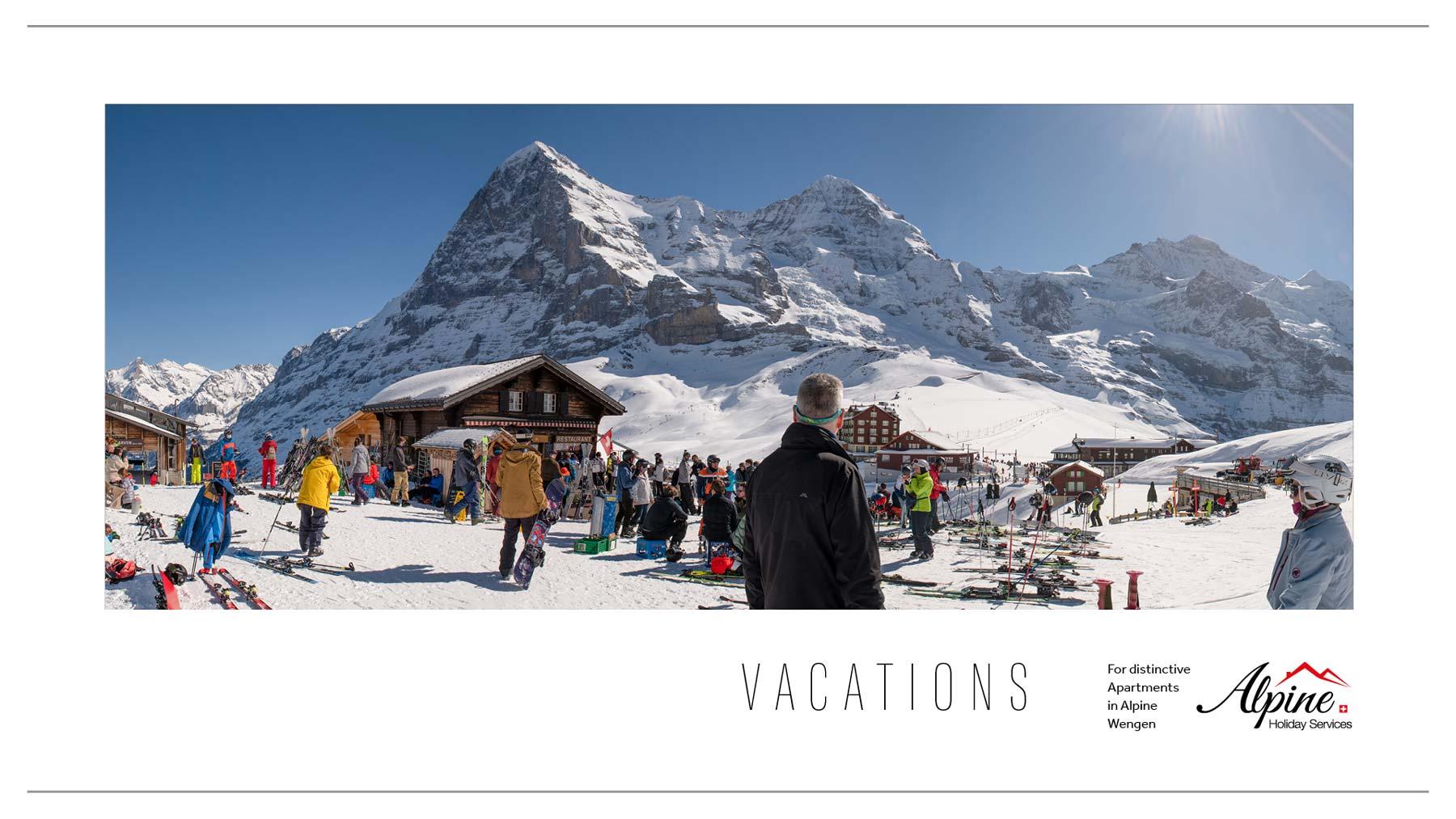 Ski the Alps