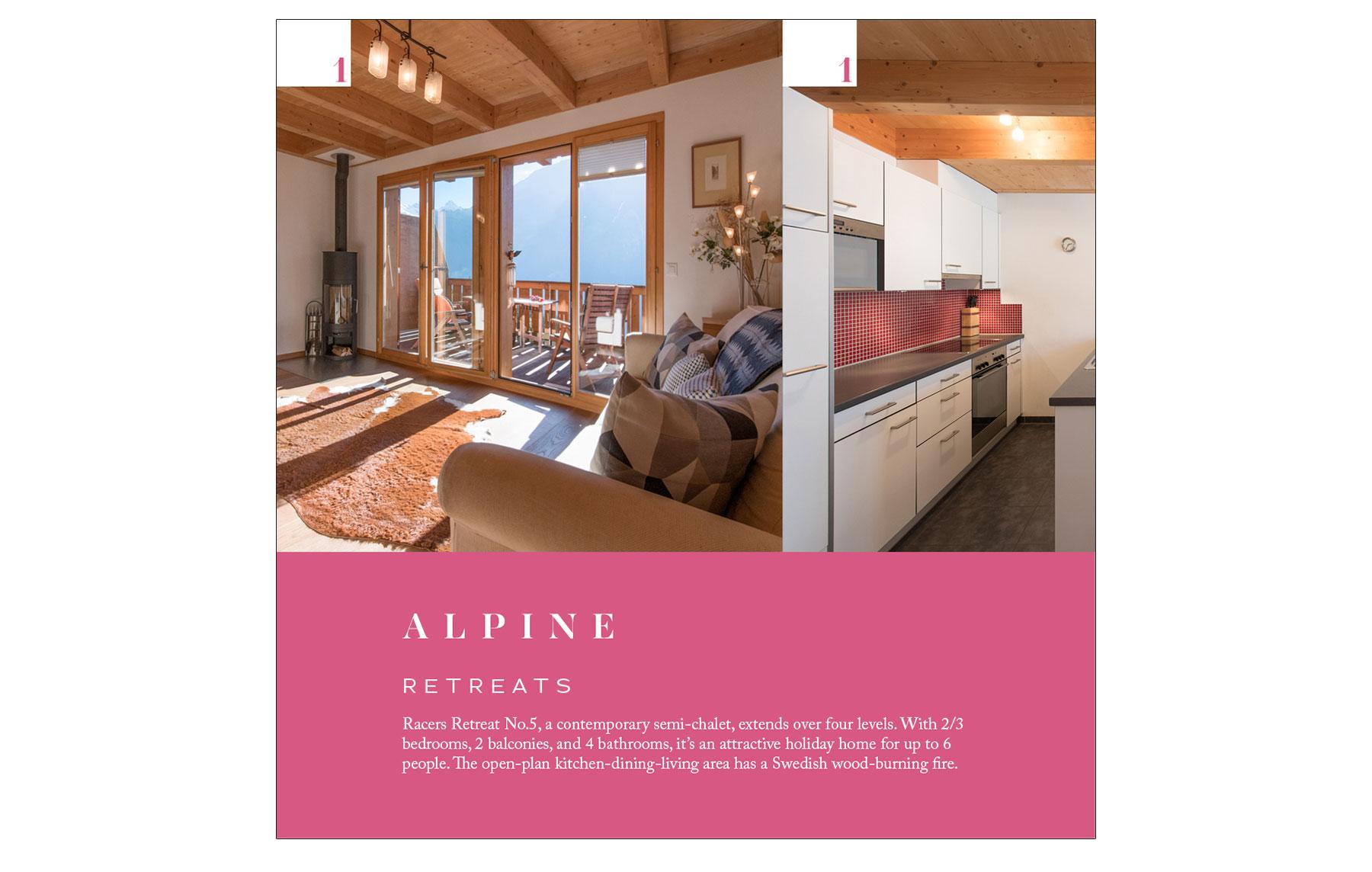 Alpine Holiday Chalets