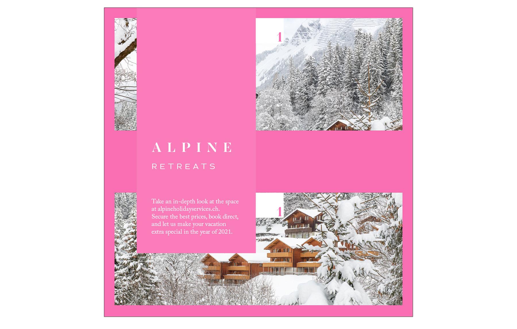 Alpine Retreats Wengen