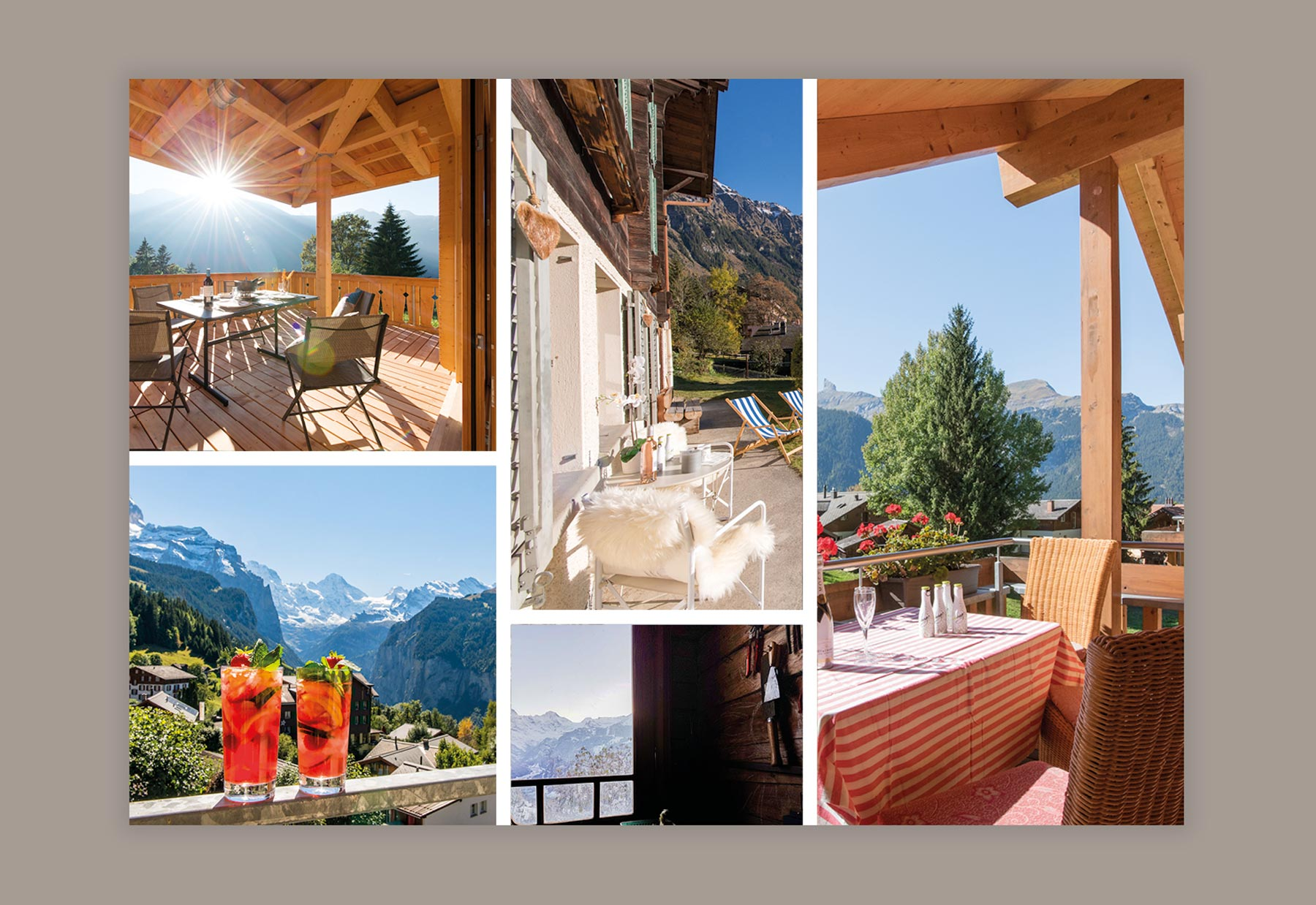 Dream holiday apartments with Alpine Holiday Services