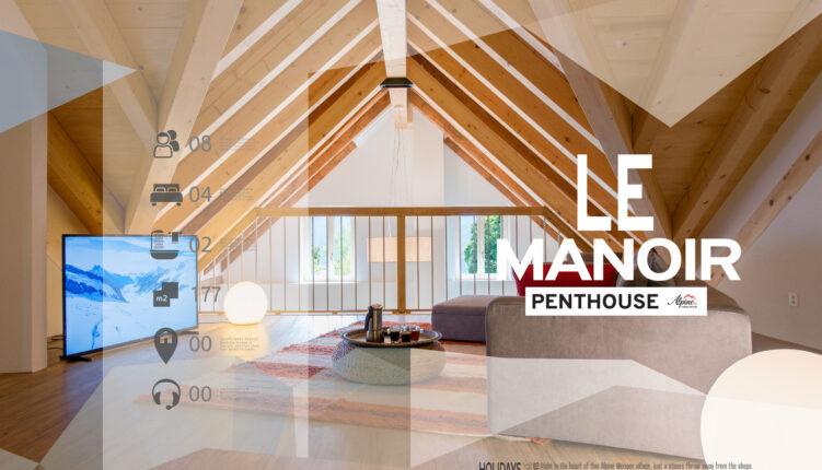 Penthouse-Apartment-Wengen