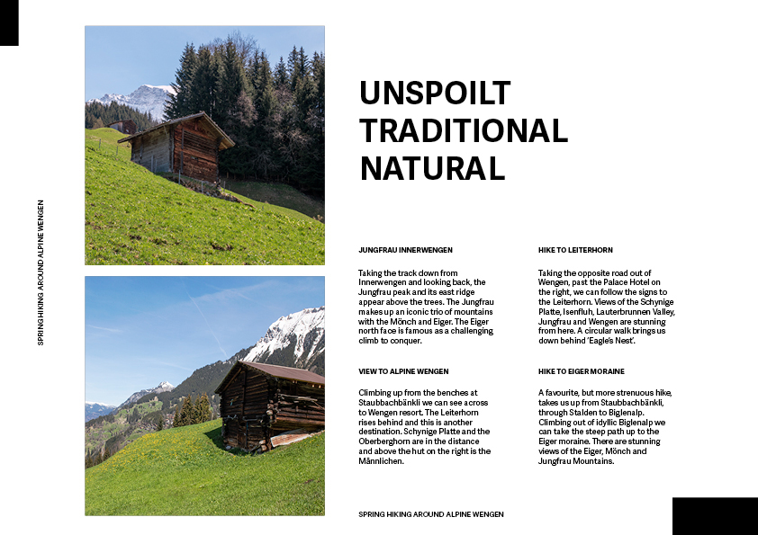 Wengen with Alpine Holiday Services