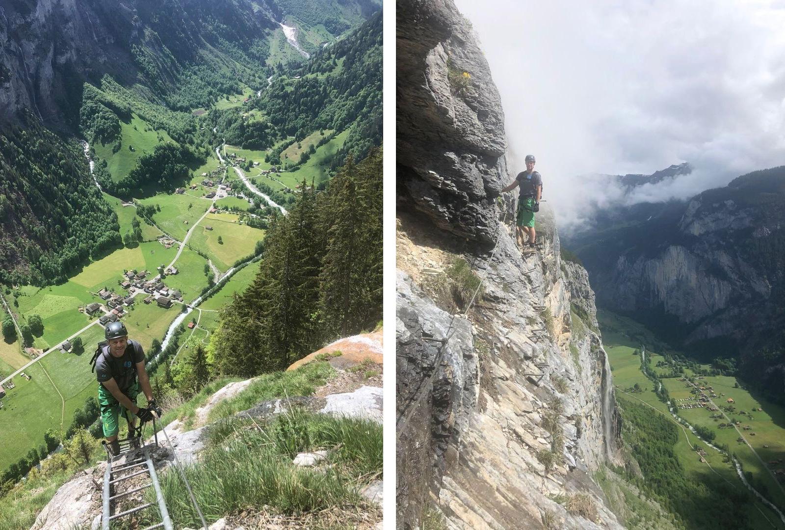 klettersteig / via feratta - Wengen excursions
