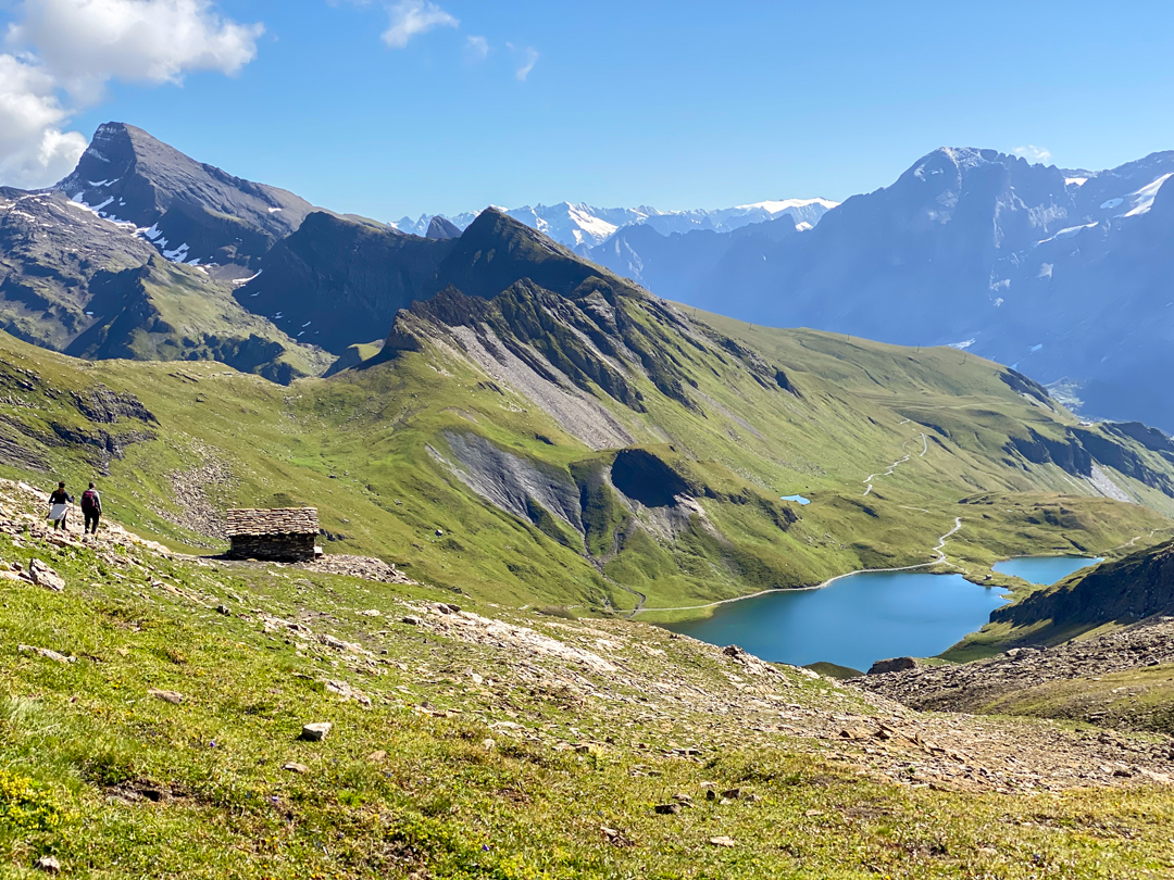 Trails-Faulhorn-Hiking